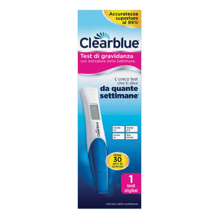 CLEARBLUE CONCEPTION INDIC 1CT
