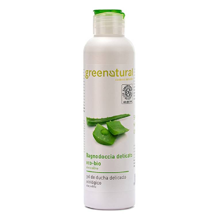 GREENATURAL BAGNODOC AL/O250ML