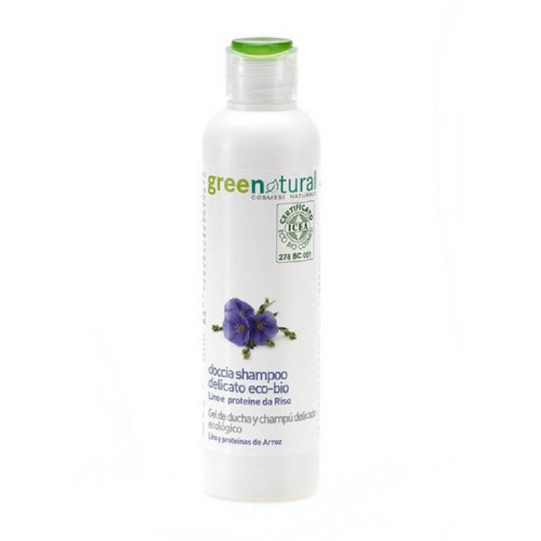 GREENATURAL DOCCSH LIN/RI250ML